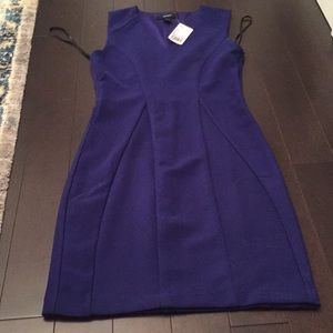 Navy Forever 21 Shaping Bodycon BNWT